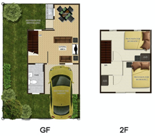 adriana th floor plan