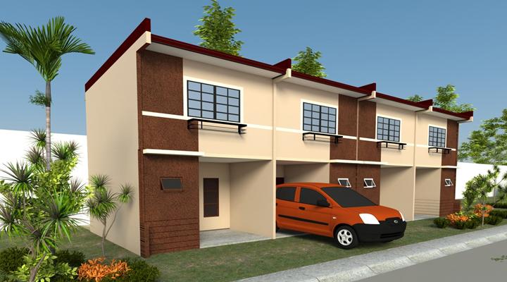 Lumina Homes Model House