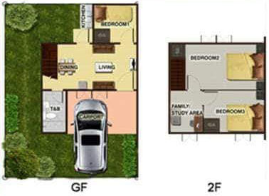 athena sf floor plan